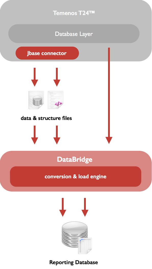 DataBridge data flow